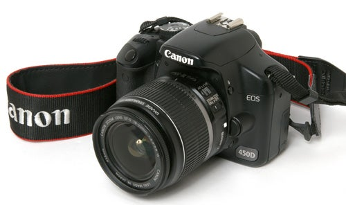 Canon EOS 450D digital SLR Review | Trusted Reviews