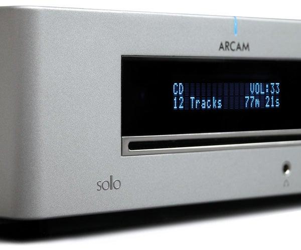 best speakers match arcam solo mini