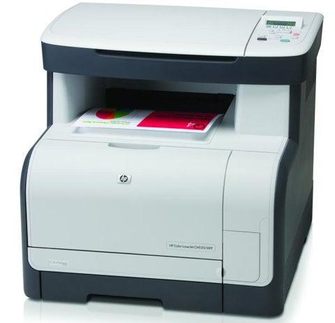Hp Color Laserjet Multifunction Printer Reviews