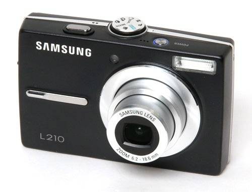 Samsung L210 digital camera Review | Trusted Reviews