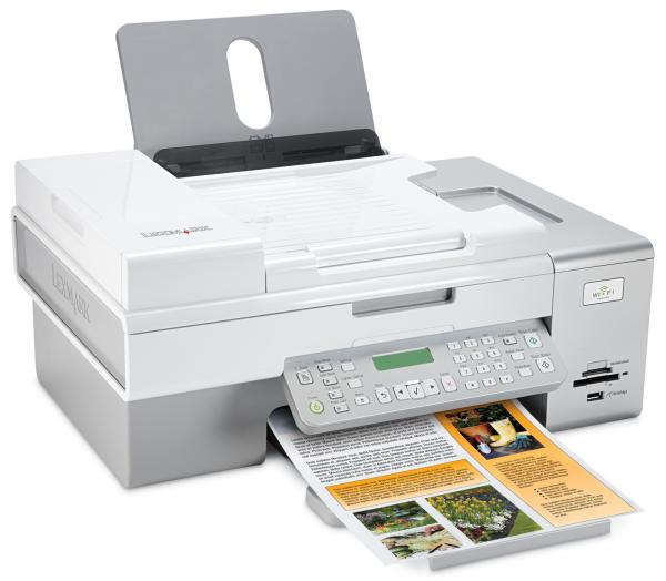 lexmark x6575 wireless all in one review trusted reviews rh trustedreviews com Install Lexmark X5470 Review Lexmark X5470