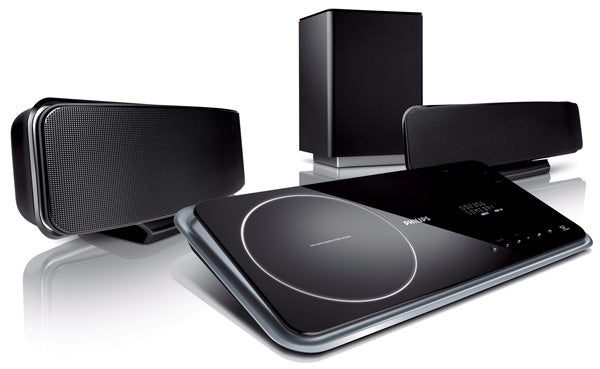 Philips Hts   Channel Home Theater System