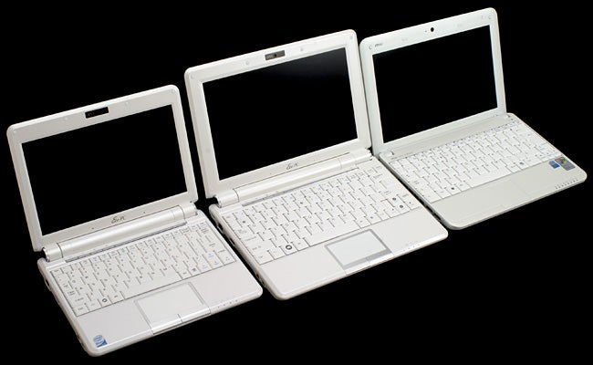 Asus Eee PC 1000H - Windows XP Edition Review   Trusted Reviews