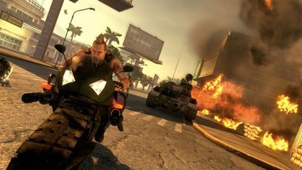 Mercenaries 2 world in flames review trusted reviews altavistaventures Gallery