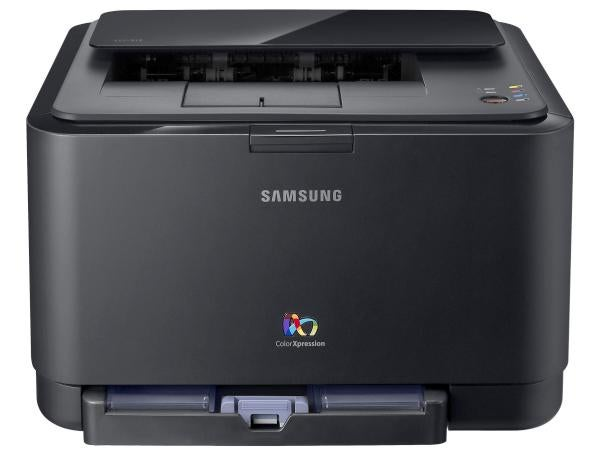 SAMSUNG COLOR LASER PRINTER CLP-320 TREIBER WINDOWS 10