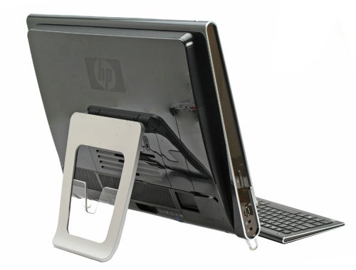 Hp Touchsmart Iq500 All In One Pc Review Trusted Reviews