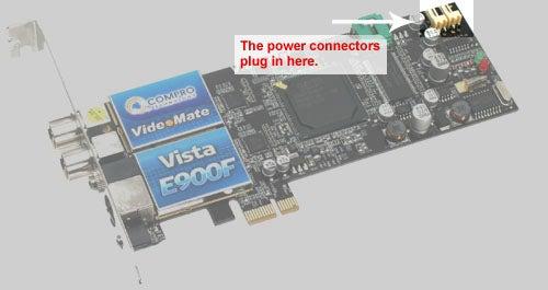 COMPRO U900 - START UP GUIDE Manual