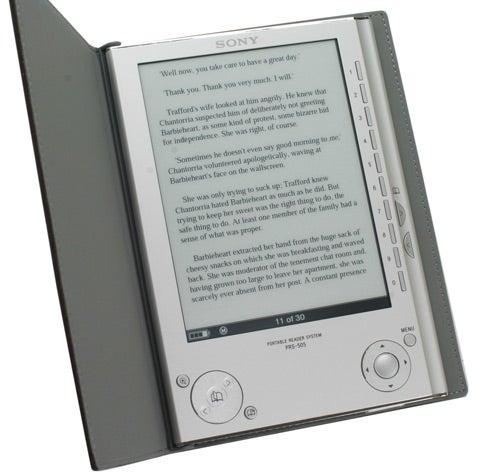 ebook stores for sony ereader