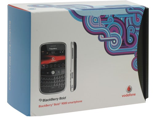 BlackBerry Bold on Vodafone – BlackBerry Bold Review | Trusted Reviews