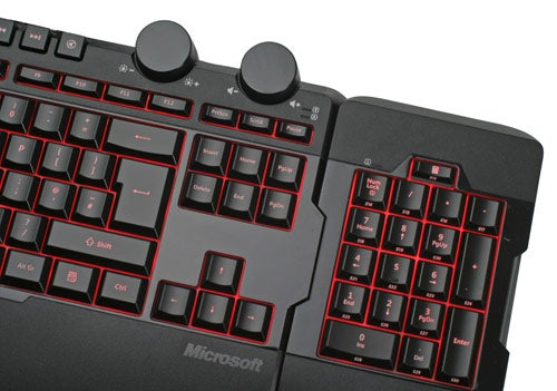 Microsoft Sidewinder X6 Keyboard Review   Trusted Reviews