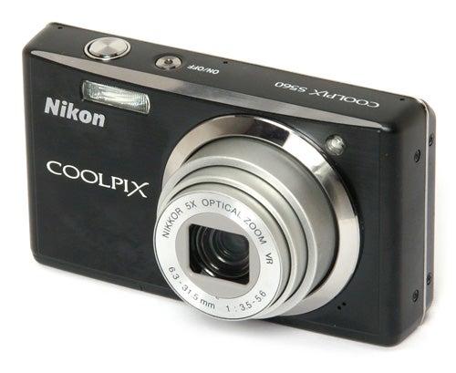 nikon coolpix s560 review trusted reviews rh trustedreviews com Nikon Camera User Manual Nikon Coolpix S3000 Manual