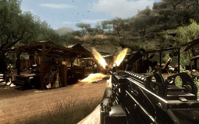 Far Cry 2 Review Trusted Reviews