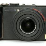 Panasonic Lumix DMC-LX3 front