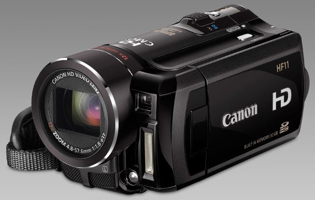 canon hf11 review trusted reviews rh trustedreviews com Canon Camera User Manual Canon 7D Manual