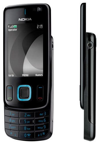 Nokia 6600 Slide Review   Trusted Reviews