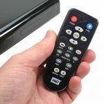 Western Digital WD TV HD remote