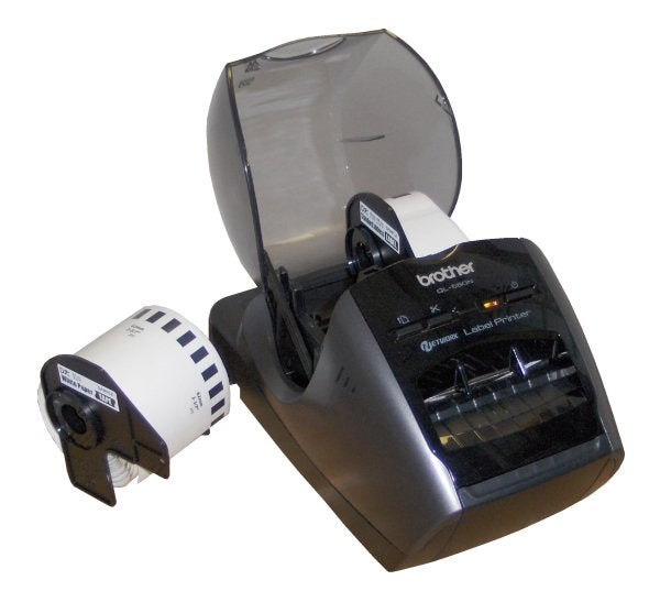 Brother QL-580N Label Printer \u2013 Brother QL-580N Label Printer Review