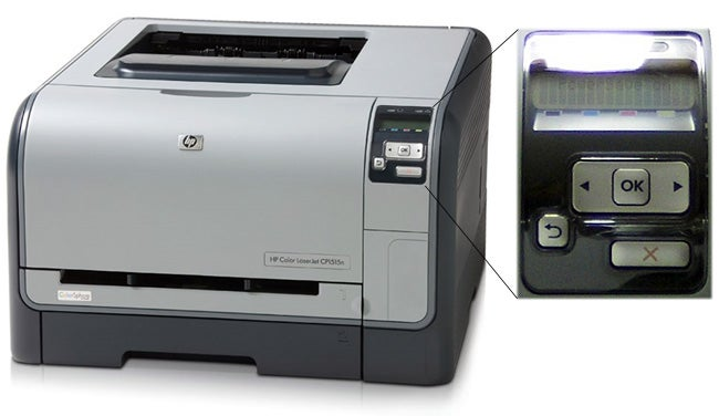 HP Laserjet CP1515n Colour Laser Review | Trusted Reviews