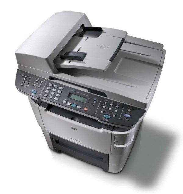 hp laserjet m2727nfs laser mfp review trusted reviews rh trustedreviews com HP LaserJet Multifunction Printer hp laserjet m2727nf user manual