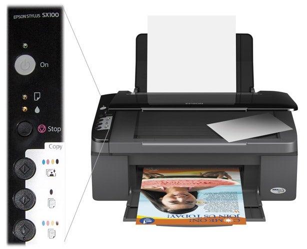 epson scan sx100