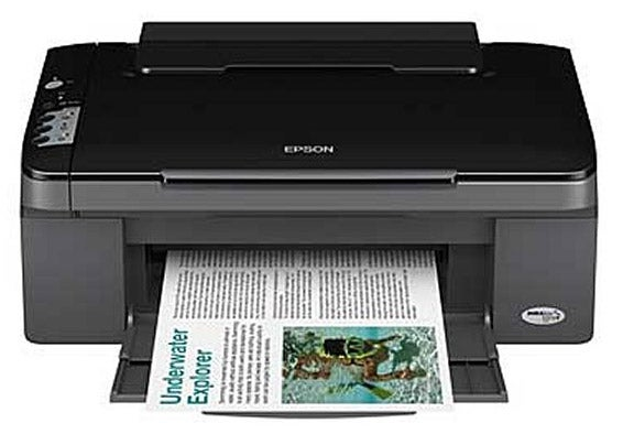 EPSON SX100 DRIVER DOWNLOAD