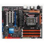 Deluxe P6T Deluxe/OC Palm Desktop Motherboard - Intel X58 Chipset (ATX - Socket B LGA-1366 - 12 GB DDR3 SDRAM - Ultra ATA/133 ATA-7 - Serial ATA/300 - 7.1 Channel Audio)