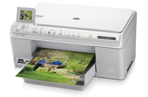 HP Printers - Windows 8 Compatible Printers