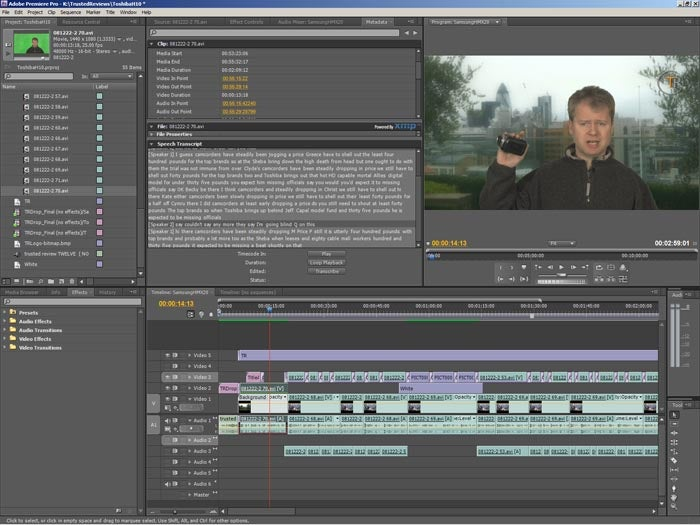 How much will Premiere Pro CS5.5 cost?
