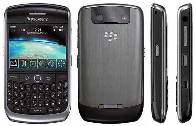 BlackBerry Curve 8900 Review