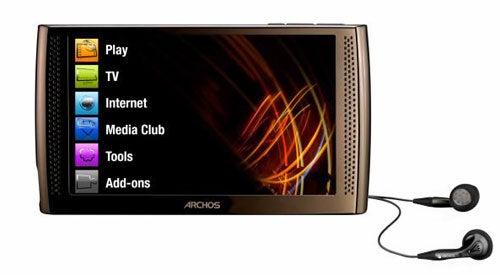 horloge veel stijlen nieuwe authentiek Archos 7 160GB Internet Media Tablet – Archos 7 Review ...