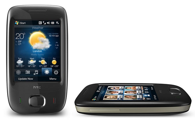HTC Touch Viva – HTC Touch Viva Review | Trusted Reviews