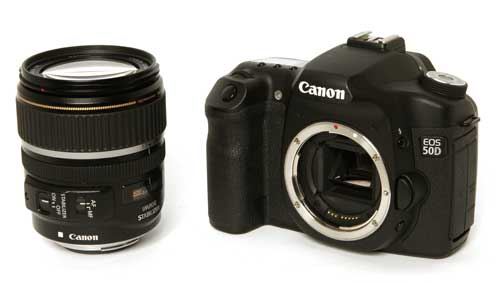 Canon EOS 50D Review | Trusted Reviews