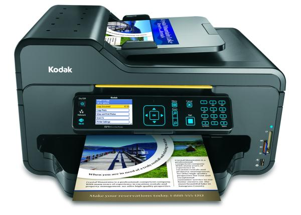 KODAK ESP 9 ALL IN ONE PRINTER WINDOWS XP DRIVER
