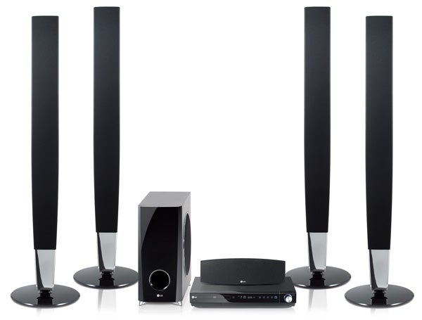 home cinema systems with wireless speakers