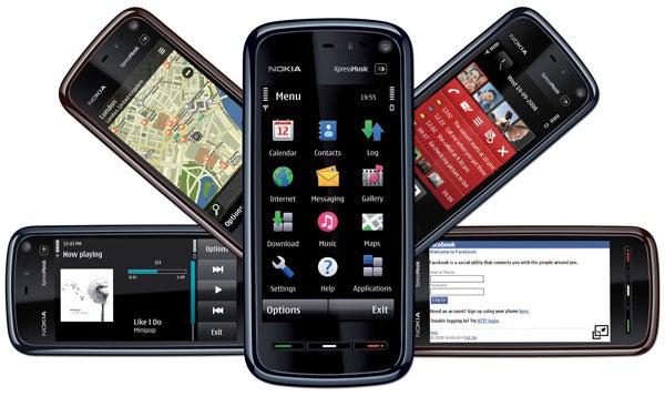 nokia 5800 xpressmusic nokia 5800 xpressmusic review trusted reviews rh trustedreviews com Nokia 8500 Nokia N97 Mini