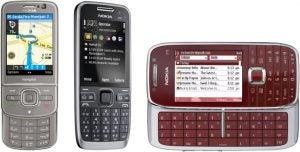 Nokia Announces 'Ovi Store' & E75, E55, 6710 Smartphones