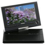 "SD-P91S Portable DVD Player (9"" TFT LCD - DVD-R/RW, CD-RW - DVD Video, CD-DA, MP3, WMA, DivX, JPEG Playback)"