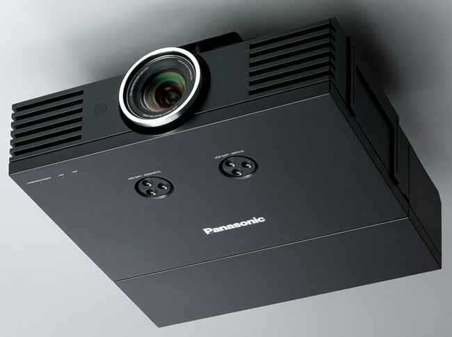 Panasonic Pt Ae3000 Lcd Projector Panasonic Pt Ae3000
