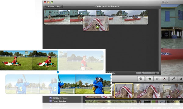 Apple iLife '09 – iMovie Review | Trusted Reviews on firefox animation, after effects animation, time machine animation, acrobat animation,