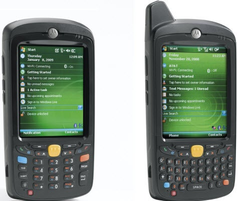 Motorola Launches Stylish Rugged Qwerty Eda Trusted Reviews