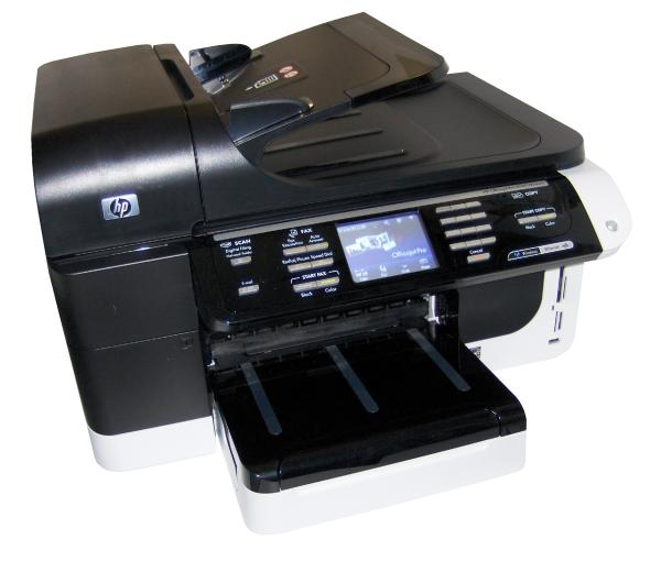 Utestående HP Officejet Pro 8500 Wireless Inkjet Printer Review | Trusted Reviews QX-48