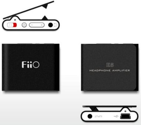 FiiO E5 Headphone Amplifier Review | Trusted Reviews