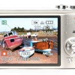 Panasonic Lumix DMC-TZ7 back