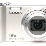 Panasonic Lumix DMC-TZ7 front
