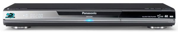 Panasonic DMP-BD80 Blu-ray Player Review