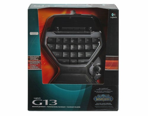 Logitech G13 Advanced Gameboard Review | Trusted Reviews