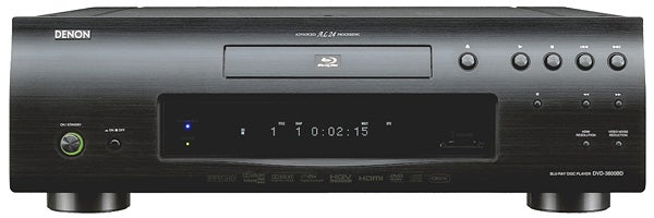 Denon DVD-3800BD Blu-ray Player Review | Trusted Reviews