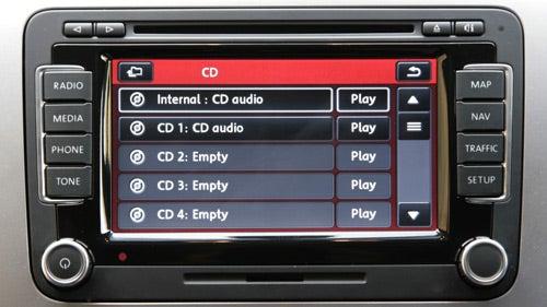 Volkswagen Scirocco GT 2 0l TSi – Entertainment Review