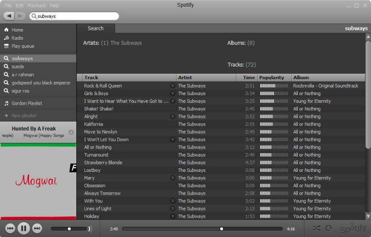 Spotify Opens API to Bring Service to Consoles, Mobiles & TV