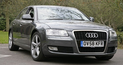 Audi A8 2 8 Sport Multitronic Review Trusted Reviews